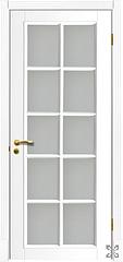 Межкомнатные двери Тессоро К-3 ПОО Белая эмаль