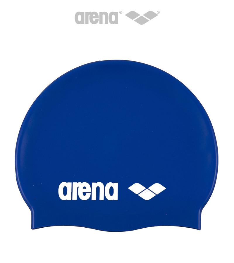 Шапочка для плавания Arena Classic Silicone (SkyBlue)