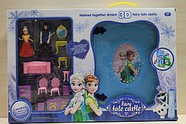 Замок принцессы Frozen Эльзы складной