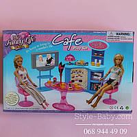 Мебель для кукол Кафе серия Глория