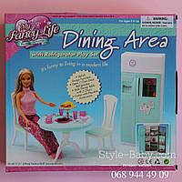 Кухня игрушечная для куклы серия Глория