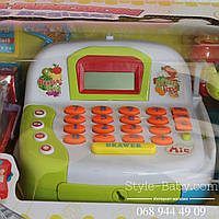 Кассовый аппарат детский игровой