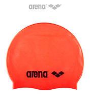 Шапочка лдя плавания Arena Classic Silicone (Fluored)