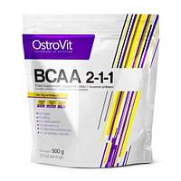 Аминокислота OstroVit BCAA 2:1:1 (500g)