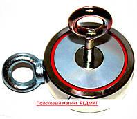 Неодимовый магнит двухсторонний  Редмаг  F 600*2, фото 1