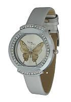 Часы женские дизайнерские бабочка NewDay