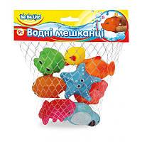 Іграшка для ігор у воді Bebelino Водні мешканці (57066)