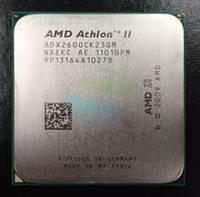 Процессор Athlon II X2 260 (2 ядра по 3,2 Ггц)