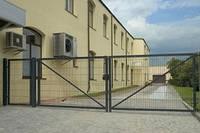 """Металеві ворота """"Заграда СТАНДАРТ"""" 4х1,50м, фото 1"""