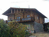 Будинок з оциліндрованого брусу