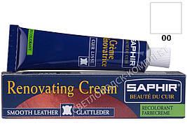 Жидкая кожа Saphir Creme Renovatrice, 25 мл, цв. бесцветный (00)