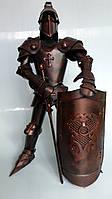 Красивый интерьерный рыцарь с баром высотой 66 см