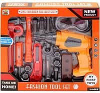 Набор игрушечных инструментов 36778-79