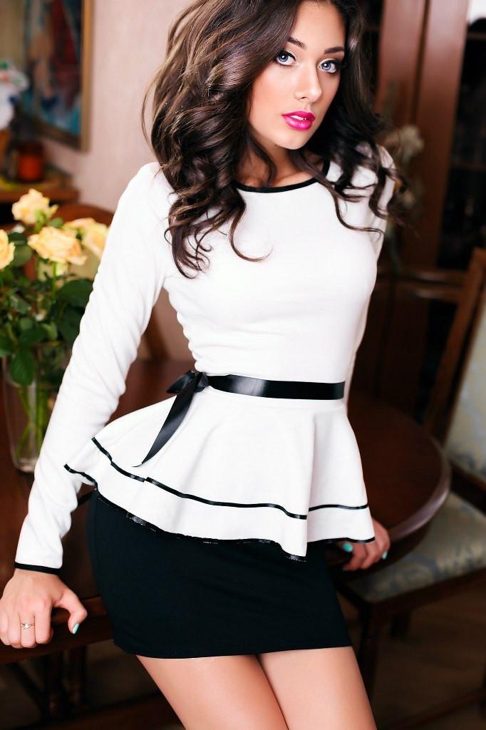 Платье Акварель LIA-0225 - Интернет-магазин «XZ-STORY» в Киеве