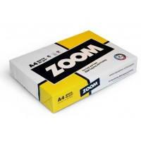 Бумага для принтера белая А4 80г/м 500л. ZOOM Класс С+ (Финляндия)