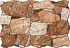 Плитка настенная Benasque Marron Brillo 31*45