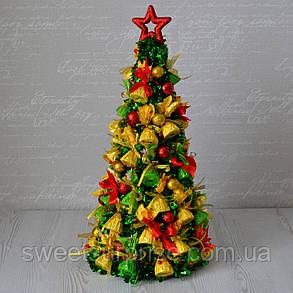 Елка из конфет к Новому году, фото 2