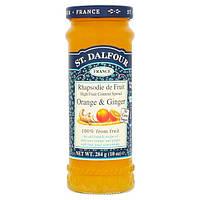 Джем из апельсинов и имбиря St.Dalfour, 284г