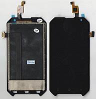 Дисплей + сенсор Blackview BV6000