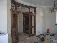 Двери арочные