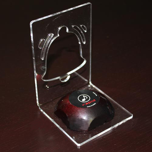 Подставка для кнопки вызова официанта H12 (прозрачный)