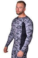 Рашгард для MMA Berserk TACTICAL FORCE camo grey