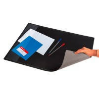 Подложка на стол 652x512мм PVC PANTA PLAST черная 0318-0013-01