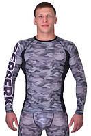 Рашгард для MMA Berserk TACTICAL CRAFT camo green, фото 1