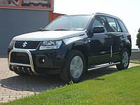 Защита переднего бампера (кенгурятник) Suzuki Grand Vitara 2005+ Код:95960342