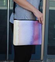 """Женская сумка кросбоди """"Purple tones"""""""