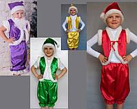 Костюм Новогодний Гном без бороды. Костюм карнавальный для мальчика Гном. Новогодний костюм Гномика