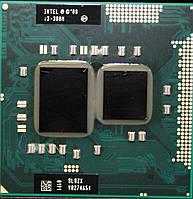 Процессор для ноутбука G1 Intel Core i3-380M 2x2,53Ghz 3Mb Cache 2500Mhz Bus бу
