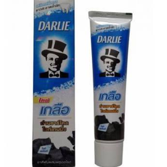 Зубная паста Отбеливающая Darlie с бамбуковым углем и солью 35 г