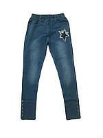 Лосины под джинс  для девочек F&D оптом, 8-16 лет, арт.9667, фото 1