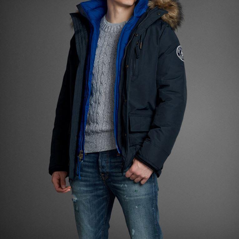 74919da10692b Мужская куртка ABERCROMBIE & FITCH. Мужской пуховик. Зимние куртки мужские. Пуховики  мужские.