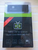Смарт ТВ приставка MK808B plus 1Гб/4 ядра