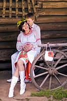 Комплект в украинском стиле, фото 1