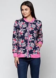 Женская куртка-бомбер