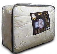 Одеяло полуторное Zevs (VIP) Лебяжий пух 150 х 210.