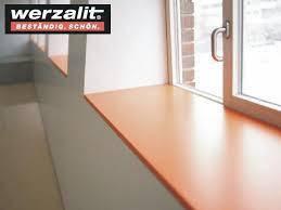 Подоконники Werzalit теперь у нас по доступным ценам