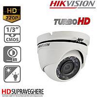 Видеокамера наблюдения ds-2ce56c0t-irmf, hikvision
