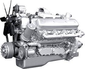 Двигатель ЯМЗ-238Д (МАЗ-64229,53363)