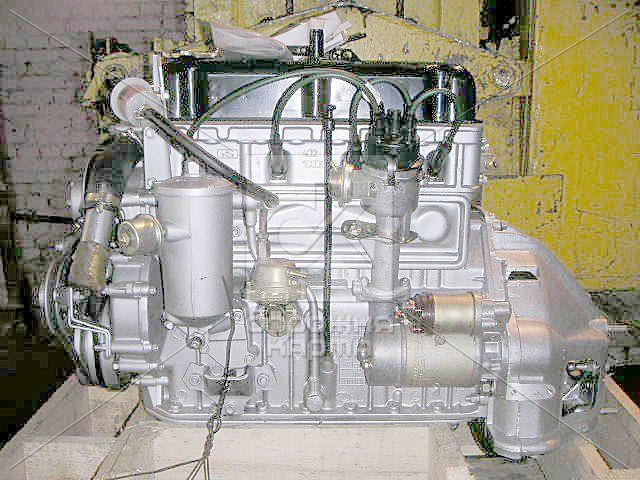 Двигун ГАЗЕЛЬ 4026 (А-92) в сб. (пр-во ЗМЗ)