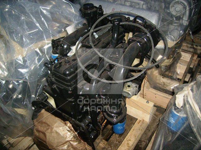 Двигун ЗІЛ 5301 (108,8 л. с.) без генер. і карт. маховика (вир-во ММЗ)