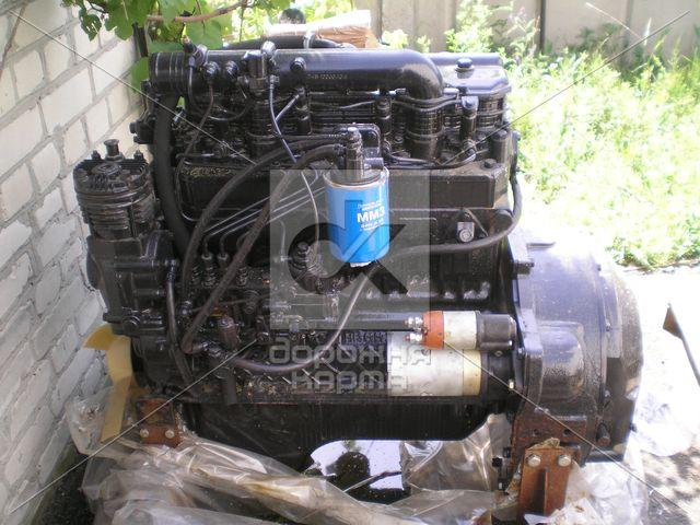 Двигатель МАЗ 4370 (136л.с.) (пр-во ММЗ)