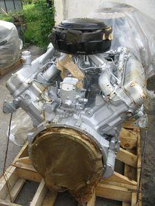 Двигатель ЯМЗ 236М2 (МАЗ) в сб. без КПП и сцепл. (пр-во ЯМЗ)