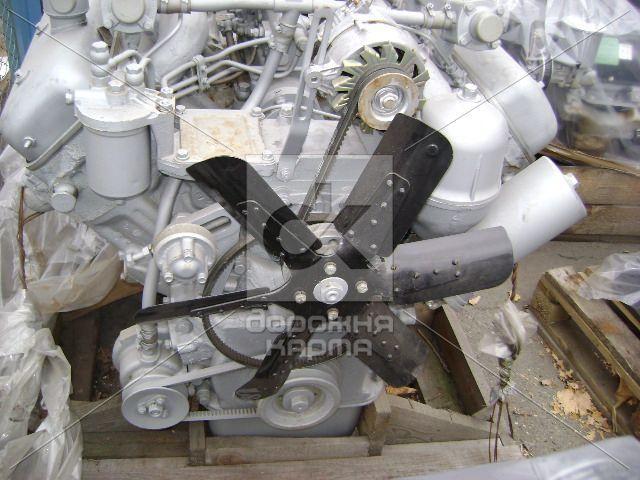 Двигатель ЯМЗ 238М2-5 в сб. с КПП и сцепл. (пр-во ЯМЗ)