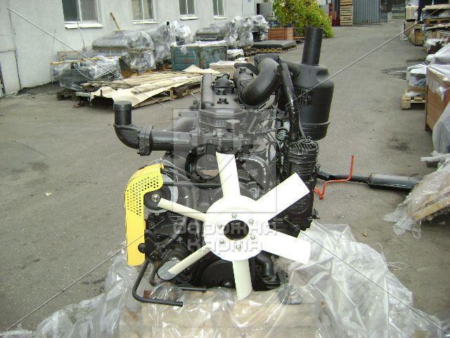 Двигун ЮМЗ (62л.с.) переобладнання з ЗІП, полнокомпл. (пр-во ММЗ)
