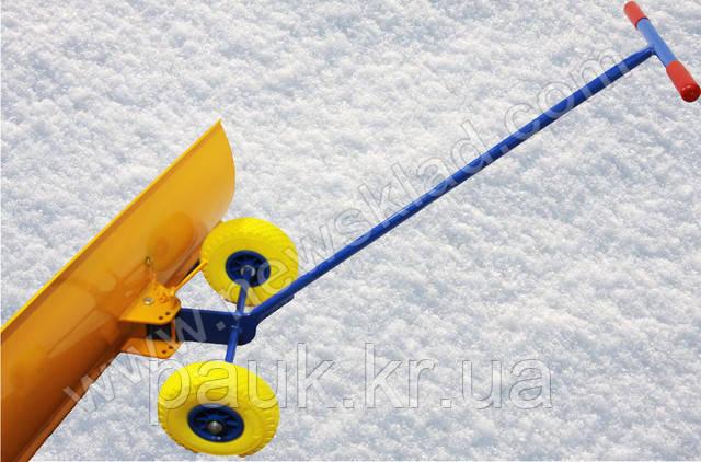 Ефективна техніка для боротьби зі сніжними заметами!