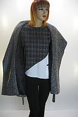 Жіноче пальто- кардиган  з підкладкою , фото 2